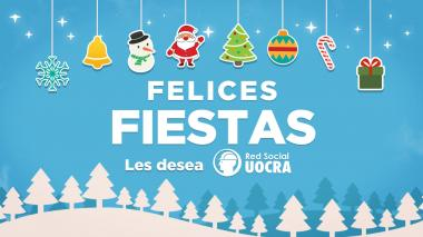 Foto noticia SST - Felices Fiestas!