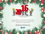 Foto noticia Internacional - Felices Fiestas!