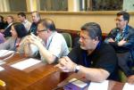 Gerardo Martínez together with the Members of the Governing Body and Victor Baez, TUCA General Secretary held the Meeting of Workers of the Americas within the framework of 104th Session of the International Labour Conference