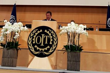 ILO 105th International Labour Conference