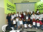New training actions at UOCRA Rosario, Santa Fe and Santiago de Estero