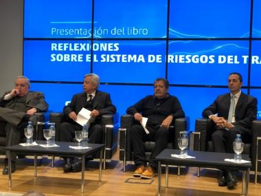 "PRESENTATION OF THE BOOK ""REFLEXIONES SOBRE EL SISTEMA DE RIESGOS DE TRABAJO"" (REFLECTIONS ON THE SYSTEM OF RISKS AT WORK)"