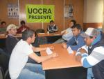 Training Agreement by SRT, CAMARCO and UOCRA